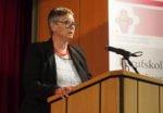 Schulpflegschaftsvorsitzende Birgit Berning